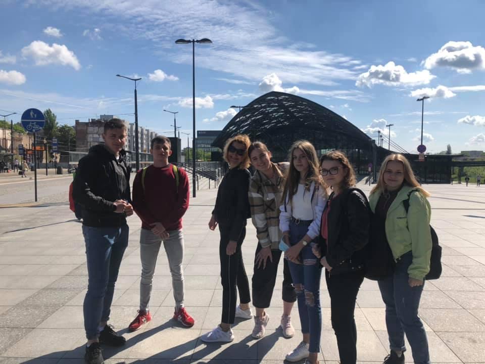 Projekt GREEN w Łodzi
