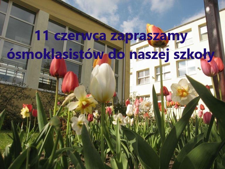 DRZWI OTWARTE w ZSBiKZ :)