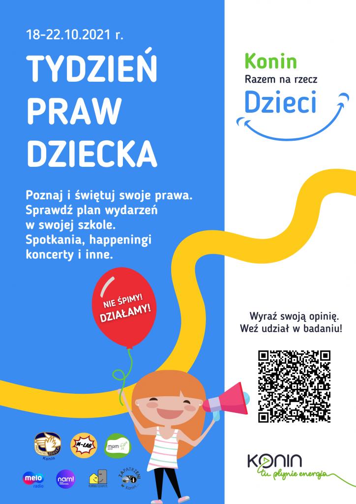 Tydzień Praw Dziecka w ZSBiKZ w Koninie